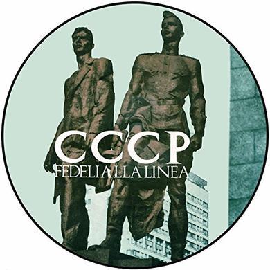 CCCP FEDELI ALLA LINEA COMPAGNI CITTADINI FRATELLI PARTIGIANI Vinyl Record
