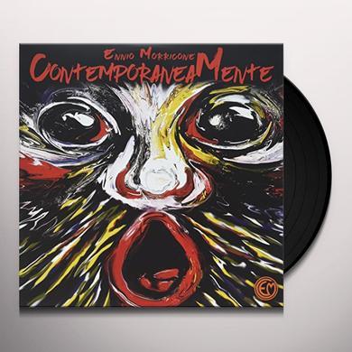 Ennio Morricone / G.I.N.C. CONTEMPORANEAMENTE / O.S.T. Vinyl Record