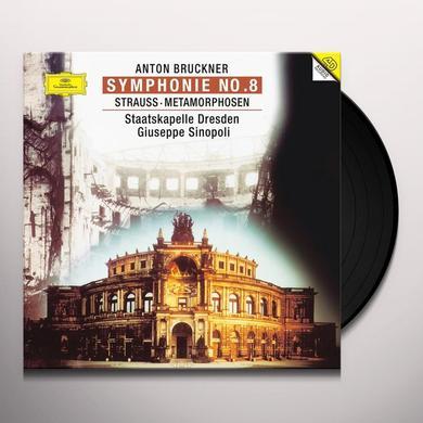 Giuseppe Sinopoli SYMPHONY 8 Vinyl Record