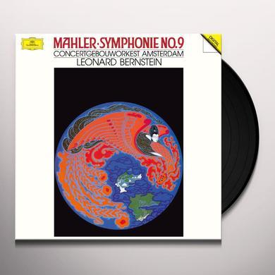 Mahler / Leonard Bernstein MAHLER: SYMPHONY 9 Vinyl Record