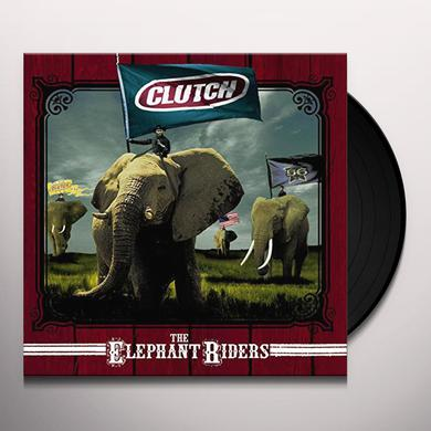 Clutch ELEPHANT RIDERS Vinyl Record