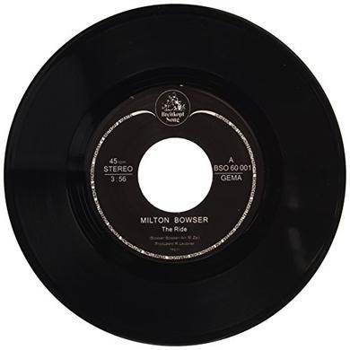 Milton Bowser RIDE Vinyl Record