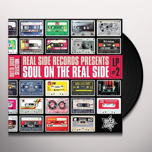 SOUL ON THE REAL SIDE 2 / VARIOUS (UK) SOUL ON THE REAL SIDE 2 / VARIOUS Vinyl Record - UK Import