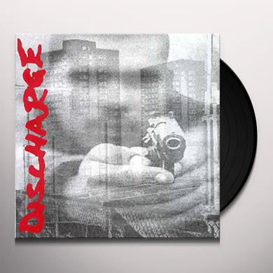 DISCHARGE Vinyl Record - UK Import