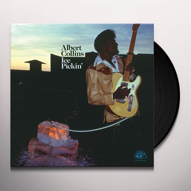 Albert Collins ICE PICKIN Vinyl Record - UK Import
