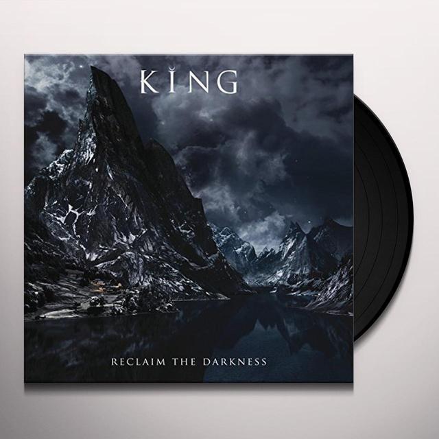 King RECLAIM THE DARKNESS Vinyl Record - UK Import