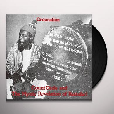 Count Ossie & The Mystic Revelation Of Rastafari GROUNATION Vinyl Record - UK Release