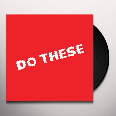 Evol DO THESE Vinyl Record