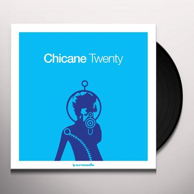 Chicane TWENTY Vinyl Record