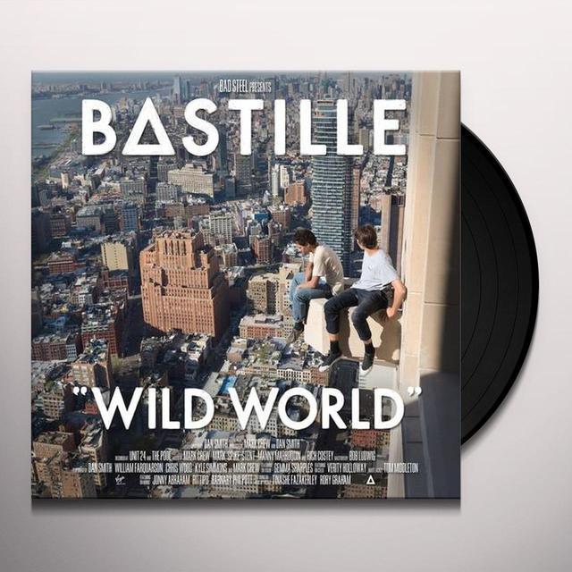 Bastille WILD WORLD Vinyl Record