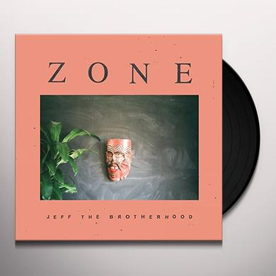Jeff The Brotherhood ZONE Vinyl Record