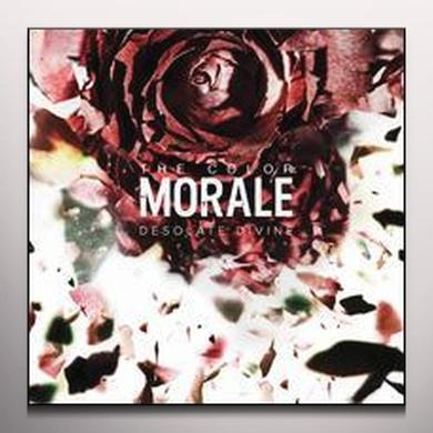 COLOR MORALE DESOLATE DIVINE Vinyl Record - Colored Vinyl