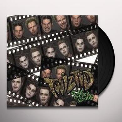 Twiztid GREEN BOOK Vinyl Record