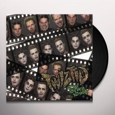 Twiztid GREEN BOOK Vinyl Record - Gatefold Sleeve