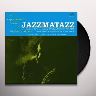 Guru JAZZMATAZZ 1 Vinyl Record