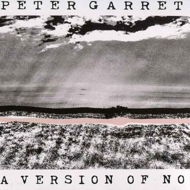 Peter Garrett VERSION OF NOW Vinyl Record