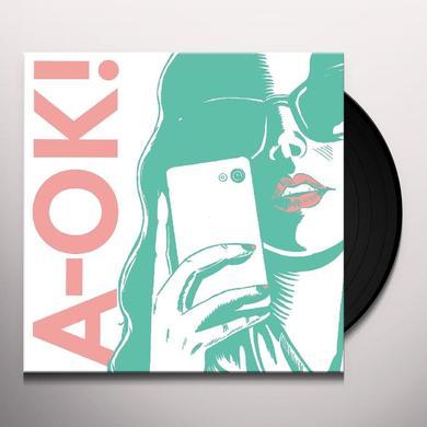 Cosmonauts A-OK Vinyl Record