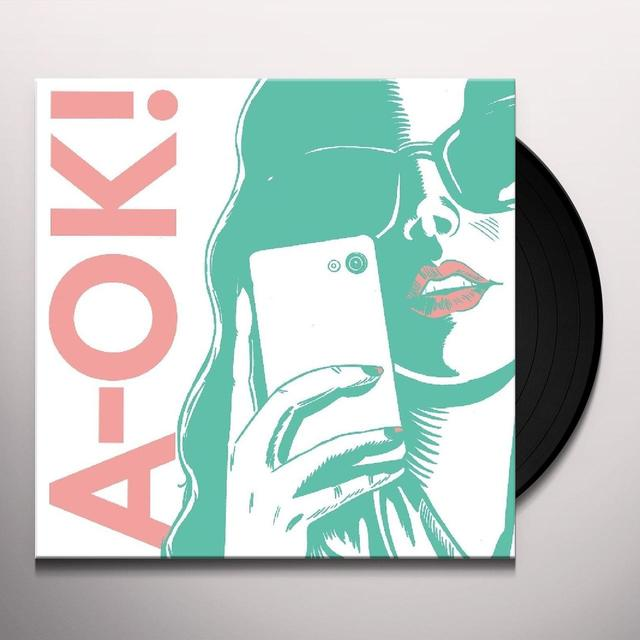 Cosmonauts A-OK Vinyl Record - Digital Download Included
