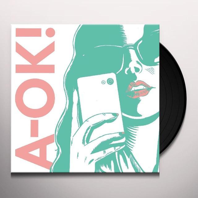Cosmonauts A-OK Vinyl Record - Digital Download Included
