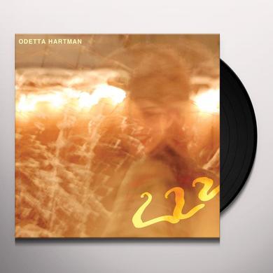 Odetta Hartman 222 Vinyl Record