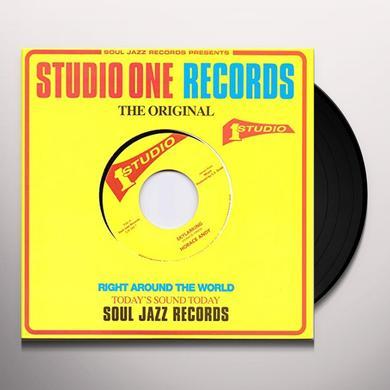 Horace Andy / Dub Specialist SKYLARKING / SKY RHYTHM Vinyl Record