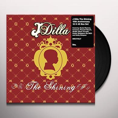 J Dilla SHINING  (BOX) Vinyl Record - Anniversary Edition