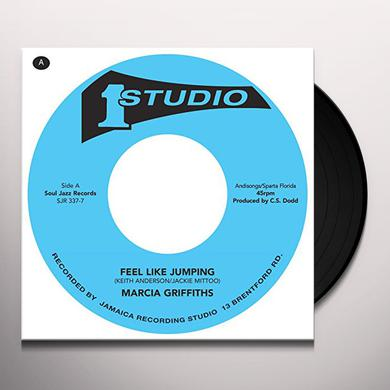 Marcia Griffiths / Dub Specialist FEEL LIKE JUMPING / FEEL LIKE JUMPING PT. 2 Vinyl Record