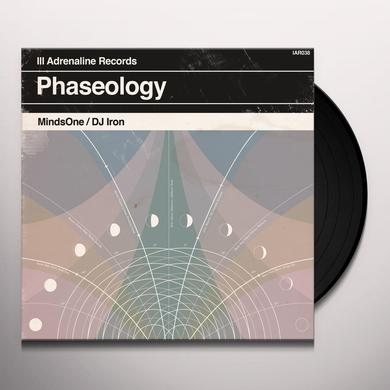 MINDSONE / DJ IRON PHASEOLOGY Vinyl Record