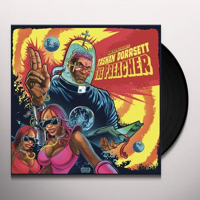 KOOL KEITH PRESENTS: TASHAN DORRSETT THE PREACHER Vinyl Record
