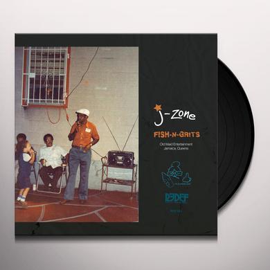 J-Zone FISH-N-GRITS Vinyl Record