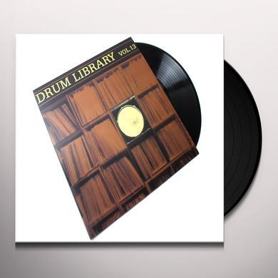 Paul Nice DRUM LIBRARY 13 Vinyl Record