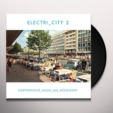 ELECTRI CITY 2 / VARIOUS Vinyl Record
