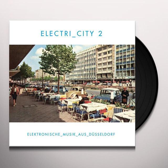 ELECTRI CITY 2 / VARIOUS Vinyl Record