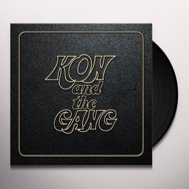 KON & GANG / VARIOUS Vinyl Record