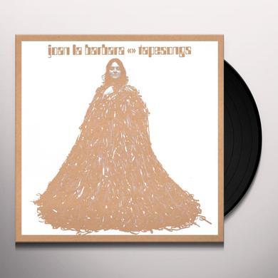 Joan La Barbara TAPESONGS Vinyl Record