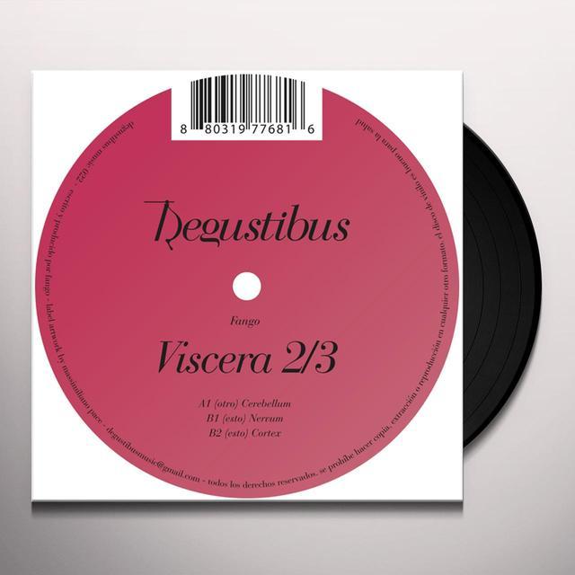 Fango VISCERA 2/3 Vinyl Record