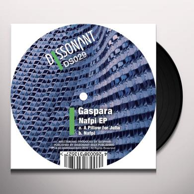 GASPARA NAFPI Vinyl Record