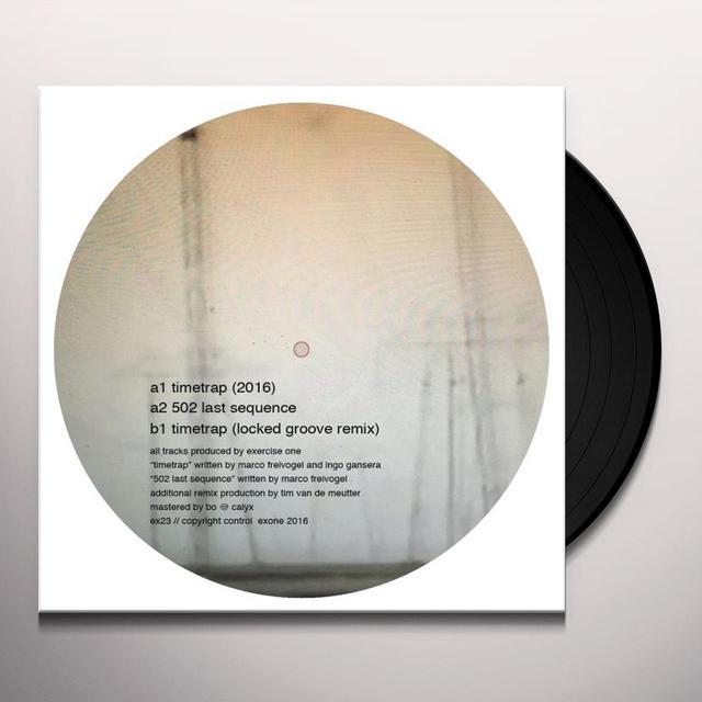 Exercise One TIMETRAP Vinyl Record