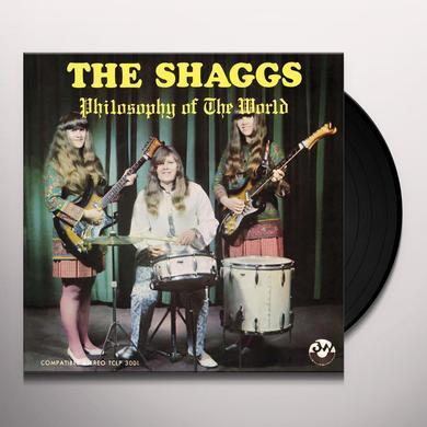SHAGG PHILOSOPHY OF THE WORLD Vinyl Record - Gatefold Sleeve, Remastered