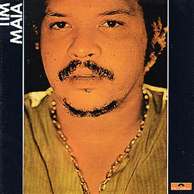 TIM MAIA 1970 Vinyl Record - Brazil Import