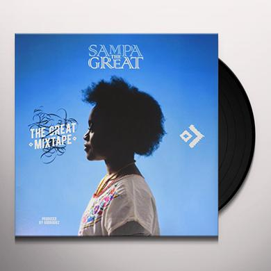 Sampa The Great GREAT MIXTAPE Vinyl Record