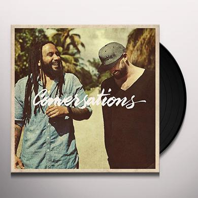 Gentleman / Ky-Mani Marley CONVERSATIONS Vinyl Record