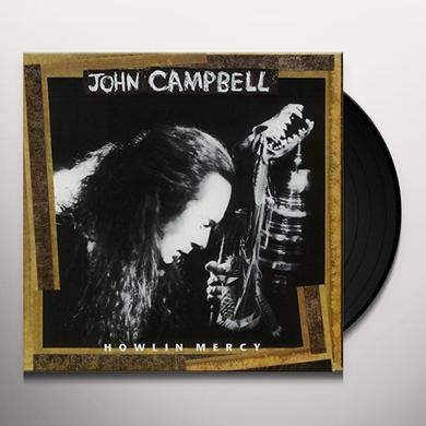 John Campbell HOWLIN MERCY Vinyl Record - Holland Import
