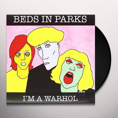 BEDS IN PARKS / CABBAGE I'M A WARHOL / DINNER LADY Vinyl Record