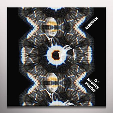 BIRDPEN O MIGHTY VISION Vinyl Record - Colored Vinyl, Orange Vinyl, UK Import