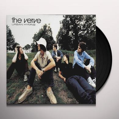 Verve URBAN HYMNS Vinyl Record