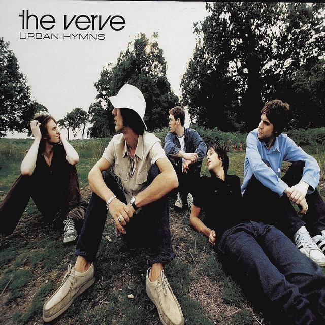 Verve URBAN HYMNS Vinyl Record - UK Import
