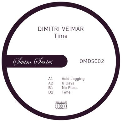 Dimitri Veimar TIME Vinyl Record