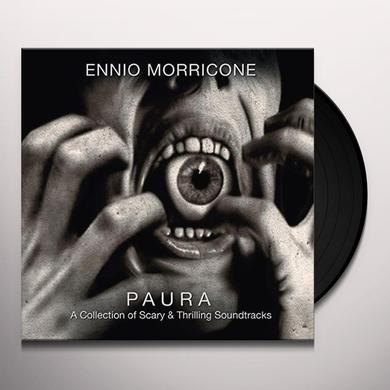 Ennio Morricone PAURA - O.S.T. Vinyl Record