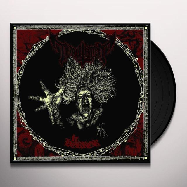 TRIBULATION HORROR  (WB) Vinyl Record - Gatefold Sleeve, Reissue